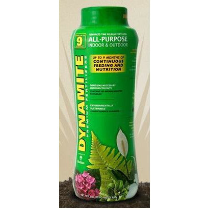 Dynamite All-Purpose Organic Plant Food 18-6-8 - 1 lb.