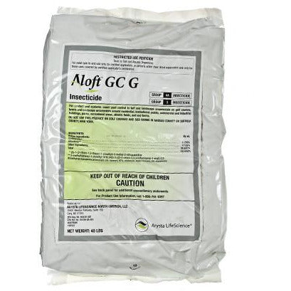 Aloft GC Granular Insecticide - 40 Lbs. - Seed World