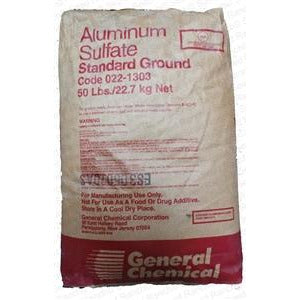 Aluminum Sulfate Granular Fertilizer - 50 Lbs. - Seed World