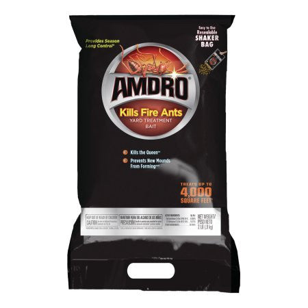 AMDRO Fire Ant Bait/Killer Yard Treatment- 2 Lb.