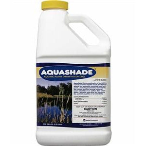 Aquashade Lake Dye Plus Plant Growth Control - 1 Gallon