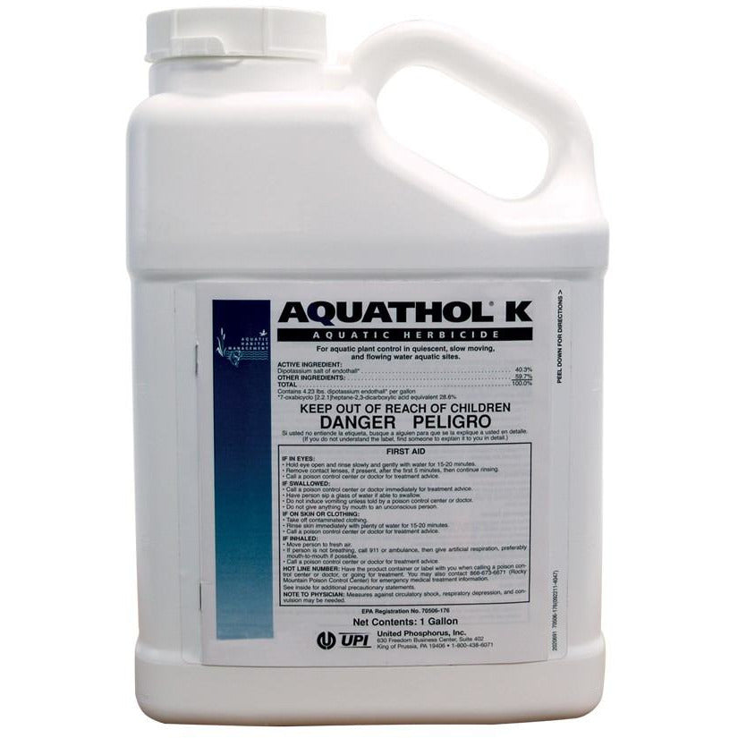 Aquathol K Aquatic Herbicide - 1 Gallon - Seed World