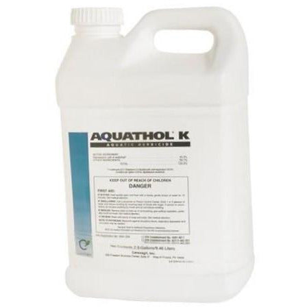 Aquathol K Aquatic Herbicide - 2.5 Gallons - Seed World