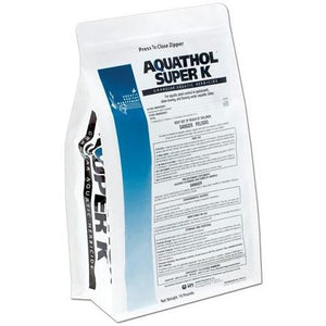 Aquathol Super K Granular Aquatic Herbicide