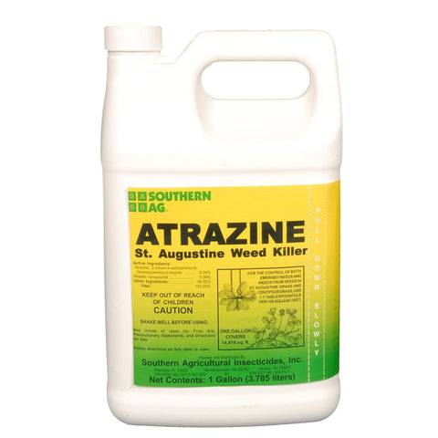 Atrazine Weed Killer - 1 Gallon