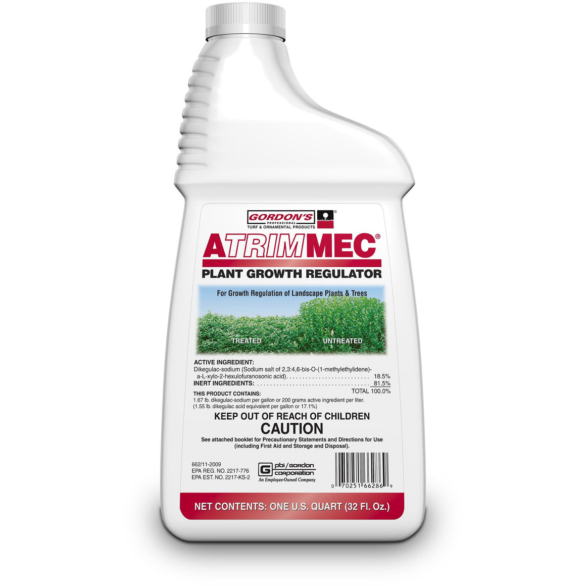 Atrimmec Plant Growth Regulator - 1 Quart - Seed World
