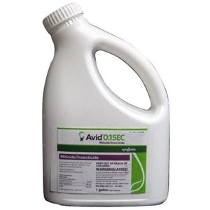 Avid 0.15 EC Miticide Insecticide - 1 Gallon - Seed World