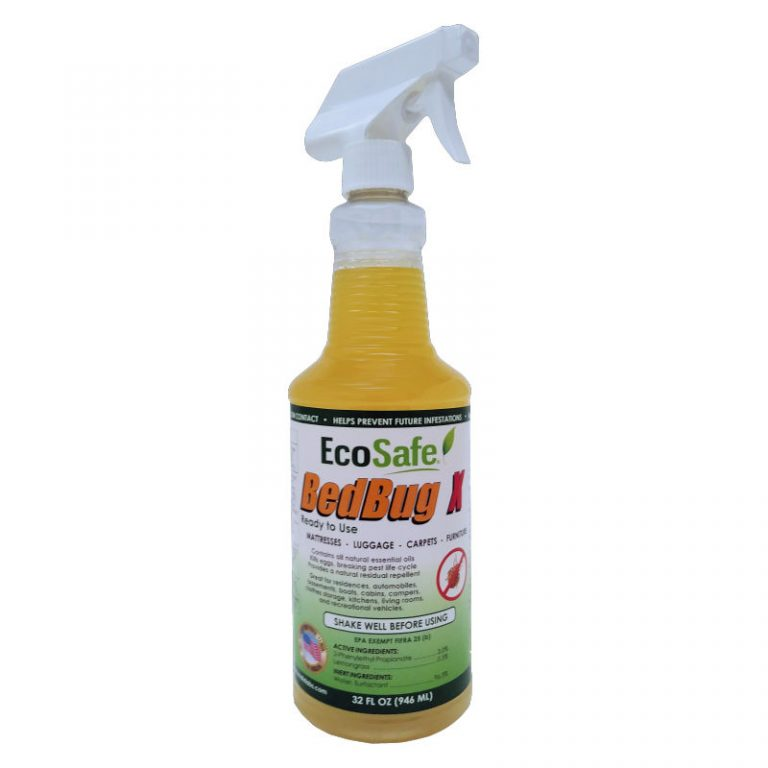 BedBug X Insecticide - 32 Fl oz. - Seed World