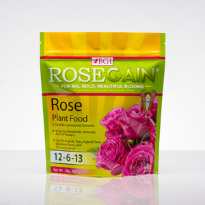 Bgi Rosegain 12-6-13 - Plant Food Fertilizer- 2lbs. - Seed World