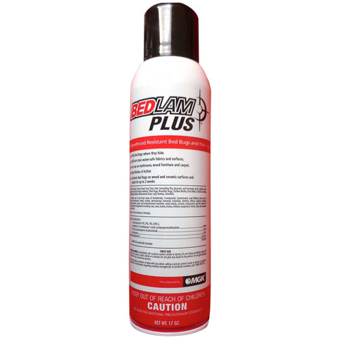 Bedlam Plus Bed Bug Spray - 17 Oz.