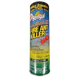 Bengal ultra dust fire ant killer