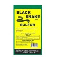 Black Snake Pulverized Sulfur - 5 Lbs.