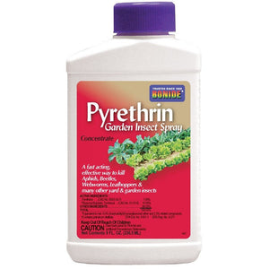 Bonide Pyrethrin Garden Insect Spray - 8 Oz. - Seed World