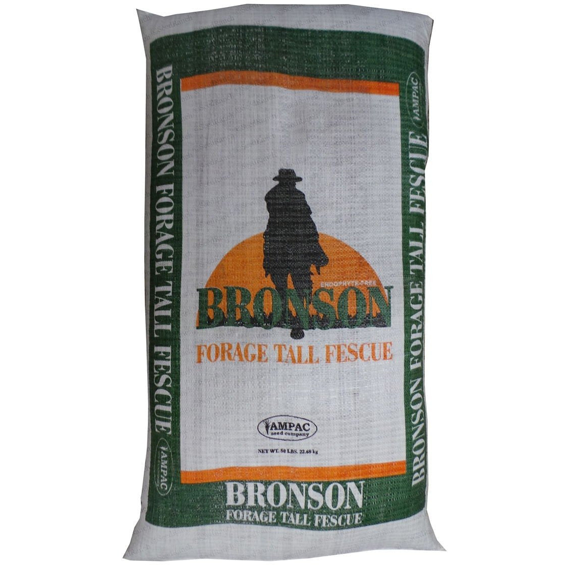 Bronson Tall Fescue Grass Seed