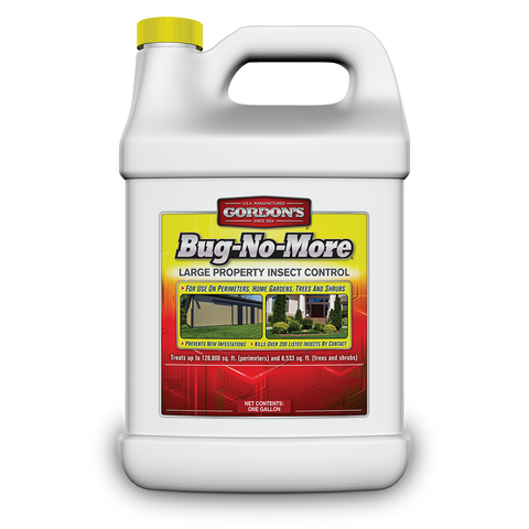 Bug-No-More Large Property Insect Control Insecticide - 1 Gallon