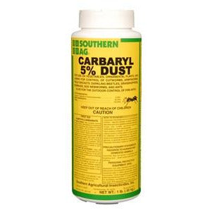 Carbaryl 5% Dust Insecticide - 1 Lb. - Seed World
