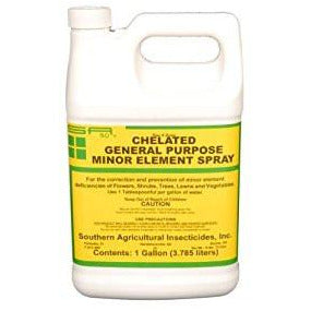 Chelated Flower and Garden Nutritional Spray - 1 Gallon