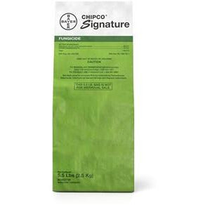 Chipco Signature Systemic Fungicide - 5.5 Lbs.