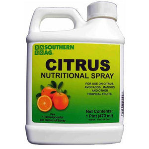 Chelated Citrus Nutritional Spray - 1 Pint