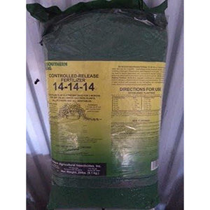 Southern Ag Controlled Release 14-14-14 Fertilizer - 20 Lbs. - Seed World