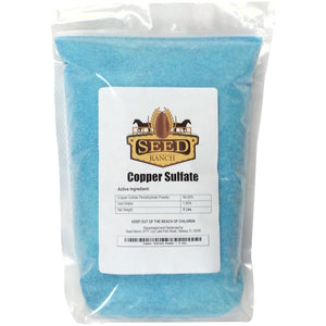 Copper Sulfate Powder Pentahydrate - 50 Lbs.