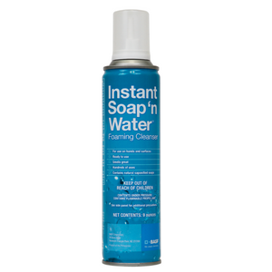 Instant Soap 'n Water - 9 oz - Seed World