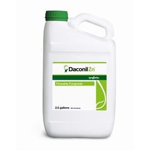 Daconil Zn Flowable Fungicide - 2.5 Gallons - Seed World