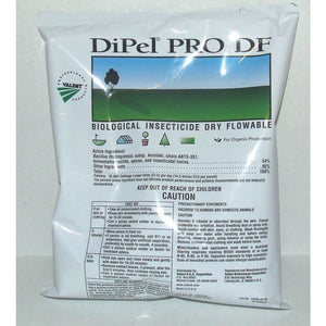 DiPel PRO DF Biological Insecticide - 1 Lb. - Seed World