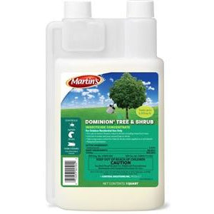 Dominion Tree and Shrub Insecticide - 1 Quart.