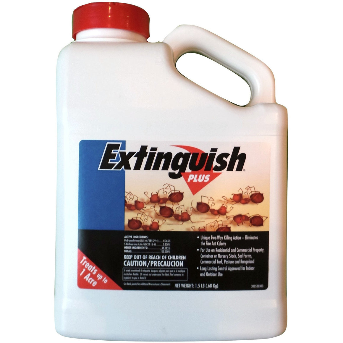 Extinguish Plus Fire Ant Bait - 1.5 Lbs.