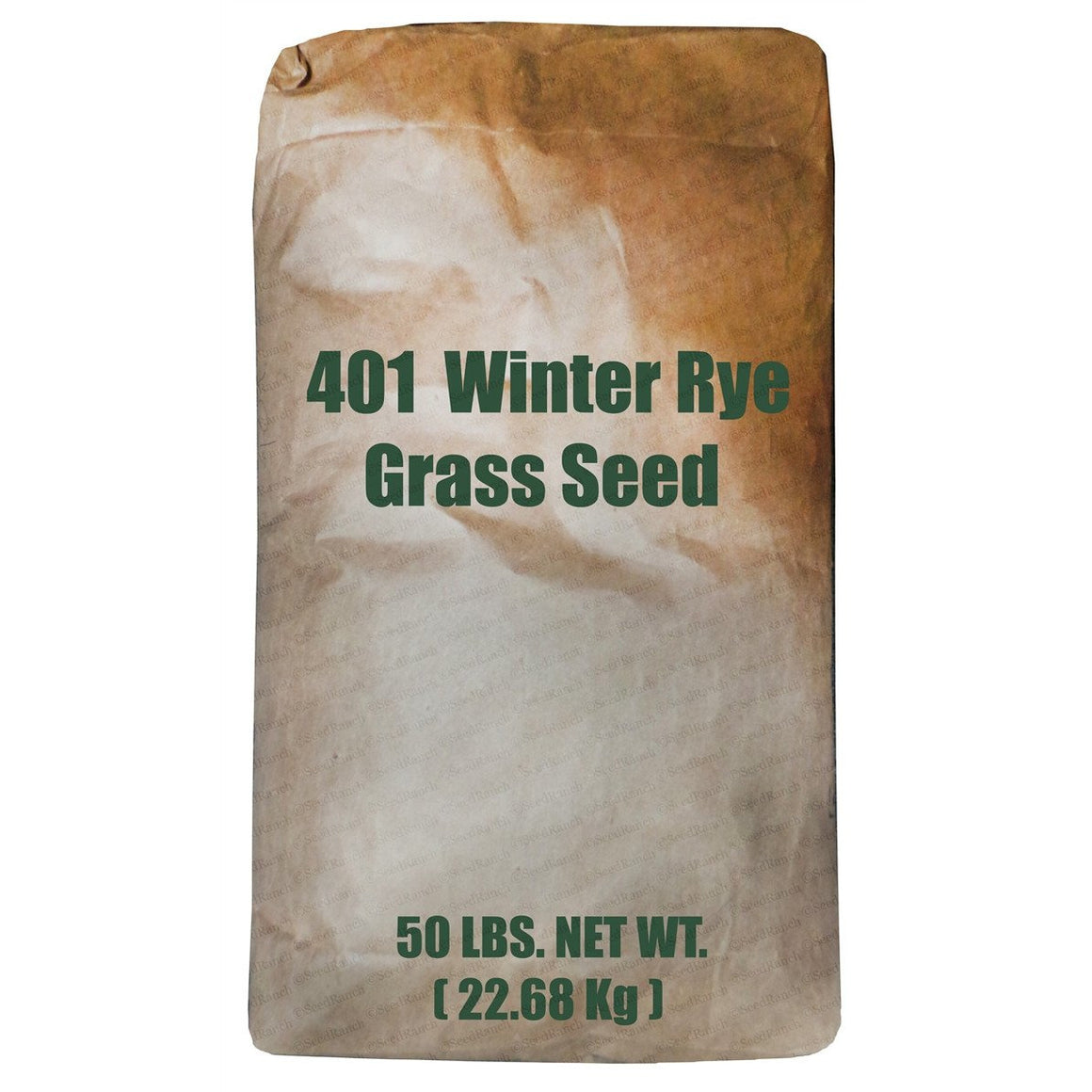 Florida 401 Winter Rye Grain Seed - 50 Lbs.
