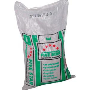 Five Star Fescue Grass Blend - 50 lbs. - Seed World