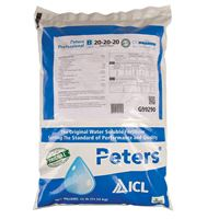 Peters Professional General Purpose 20-20-20 Fertilizer - 25 lbs