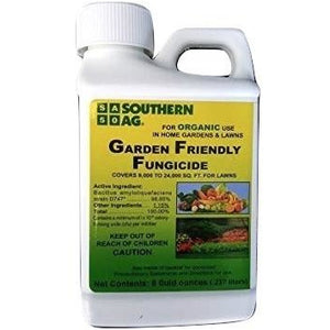 Garden Friendly Fungicide - 8 Ounces