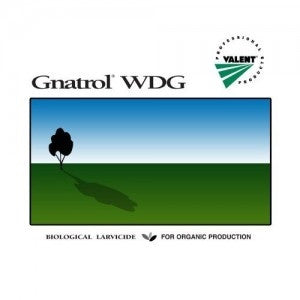 Gnatrol WDG Biological Larvicide