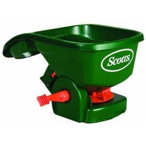 "Scotts Handy Green II Hand-Held Broadcast 24"" Spreader"