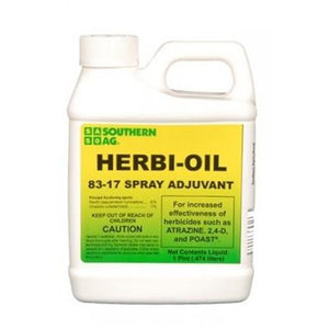 Herbi-Oil 83-17 Spray Adjuvant Surfactant - 1 Pint - Seed World