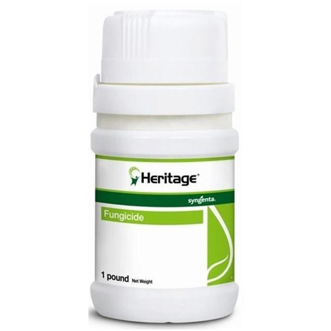 Heritage DF 50 Fungicide - 1 Lb. - Seed World