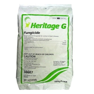 Heritage G Granular Fungicide - 30 Lbs.