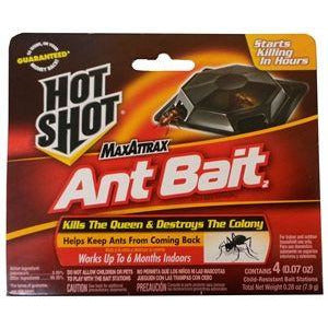 Hot shot max attraxx ant bait