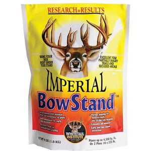 Whitetail Imperial BowStand Food Plot Seed - 4 Lbs.