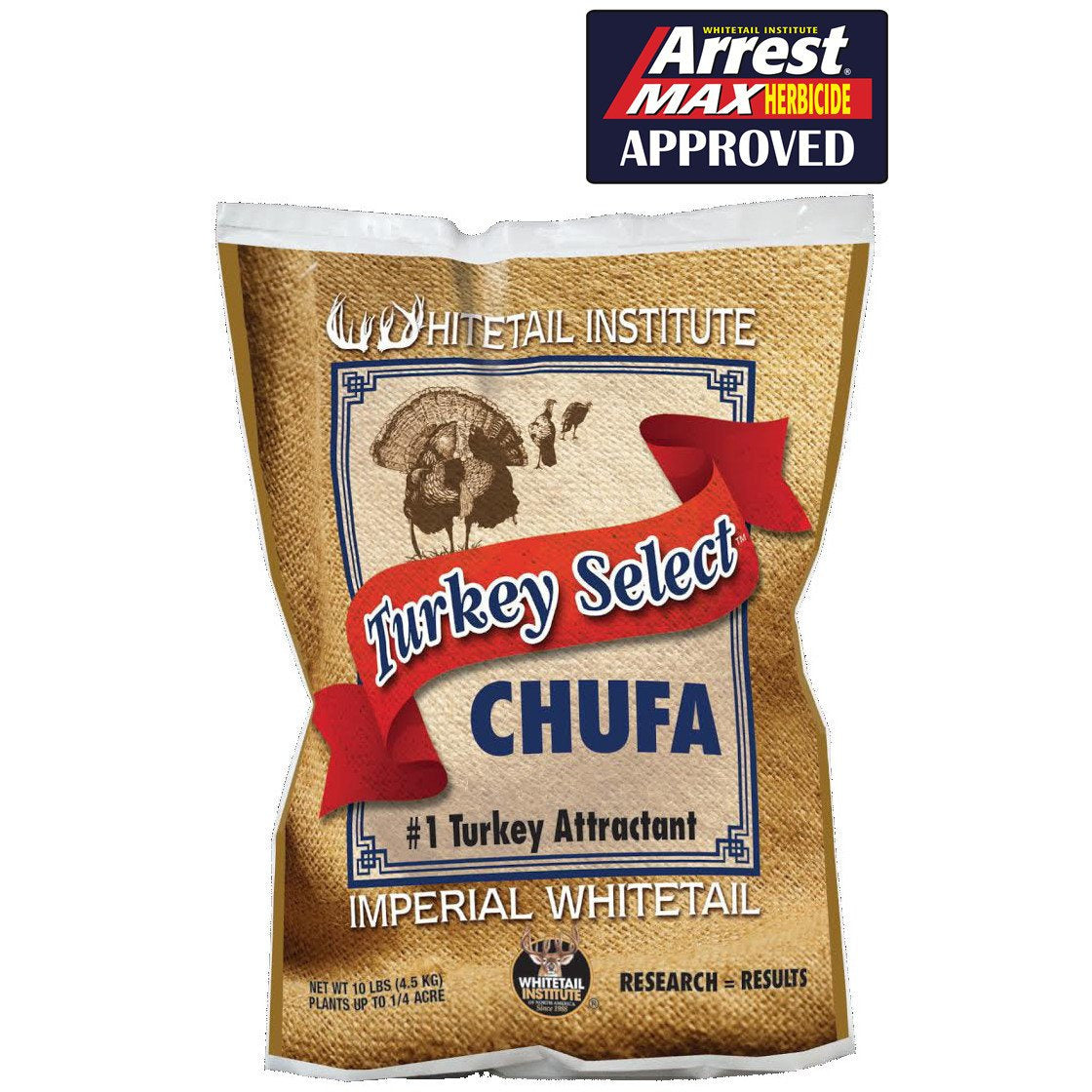 Imperial Whitetail Turkey Select Chufa - 10 Lbs.