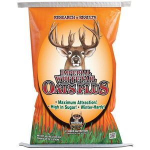 Imperial Whitetail Oats Plus - 45 Lbs. - Seed World