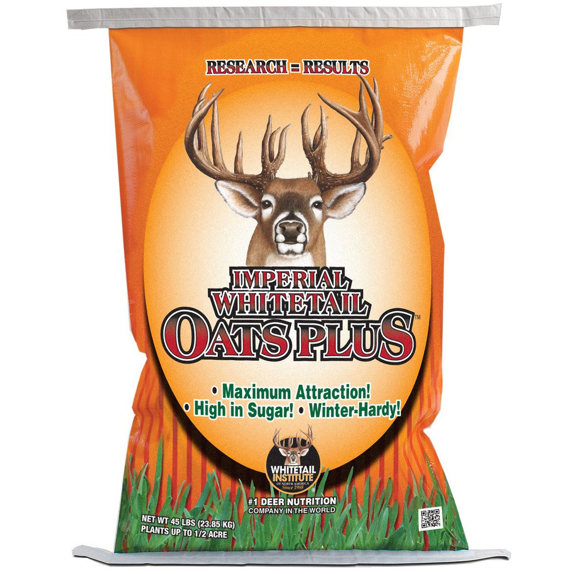 Imperial Whitetail Oats Plus - 45 Lbs.