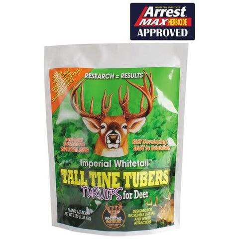Imperial Whitetail Tall Tine Tubers - 3 Lbs.