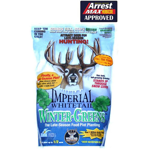 Imperial Whitetail Winter-Greens - 3 Lbs.