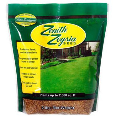 Zenith Zoysia Grass Seed Buy 100 Pure Seeds Seed World