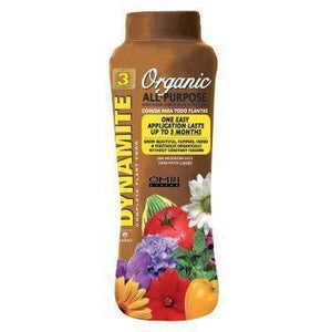 Dynamite Organic All Purpose Fertilizer - 1.25 lbs