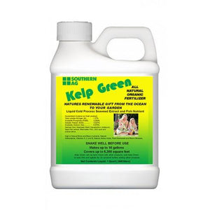 Kelp Green All Natural Liquid Fertilizer - 1 Quart - Seed World