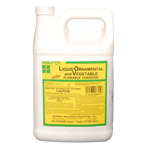 Liquid Ornamental & Vegetable Fungicide (Contains Daconil) - 1 Gal.